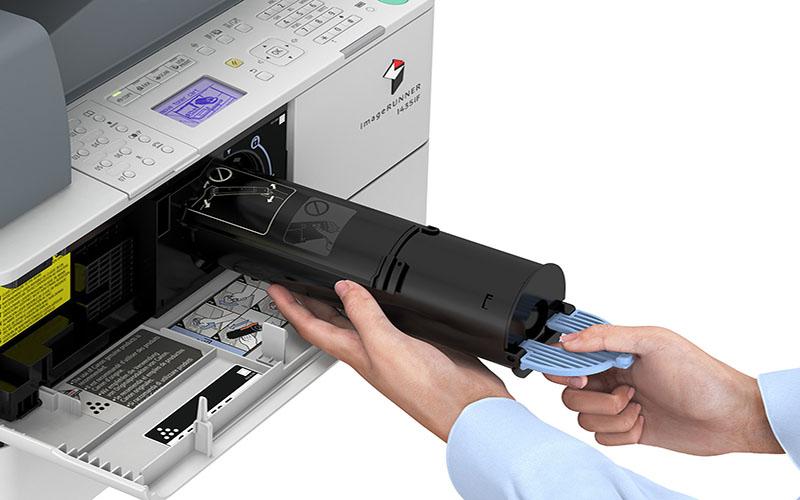 Cách làm sạch mấy photocopy