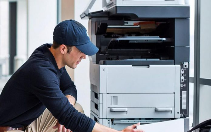 Vệ sinh máy photocopy