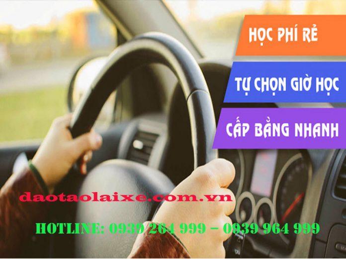 Trung tâm đào tạo lái xe PN