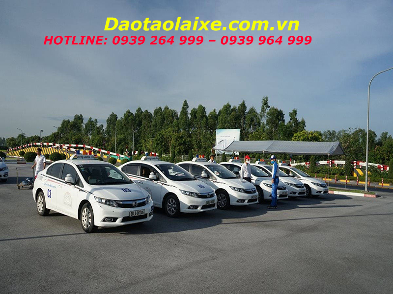 Trung tâm đào tạo lái xe uy tín