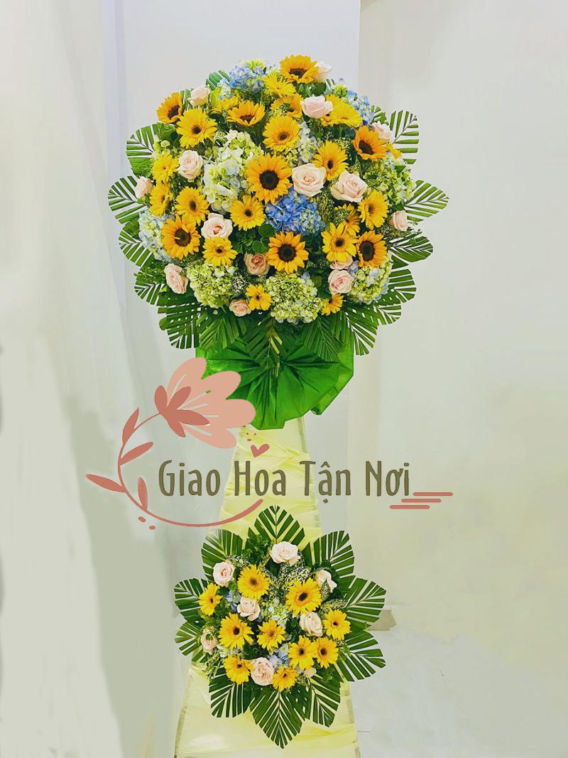 Hoa tươi - Món quà ý nghĩa tặng khai trương