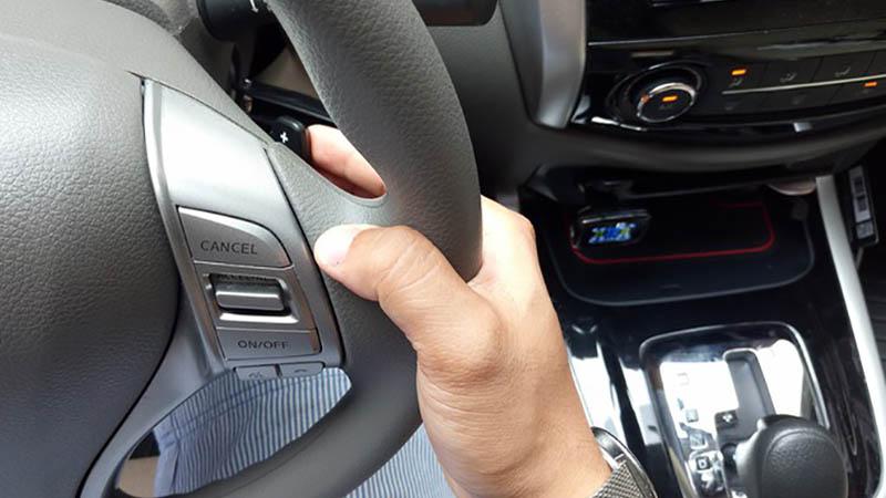 Chuyển sang chế độ lái xe