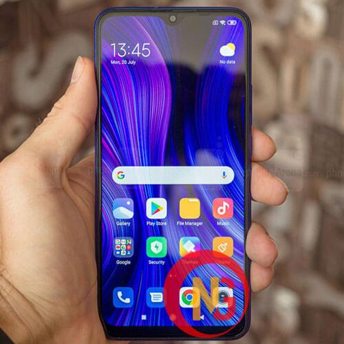 Màn hình Xiaomi bị liệt cảm ứng