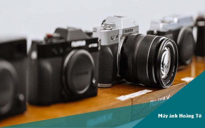 Máy ảnh Hoàng Tô - Địa chỉ mua máy ảnh Mirrorless chất lượng