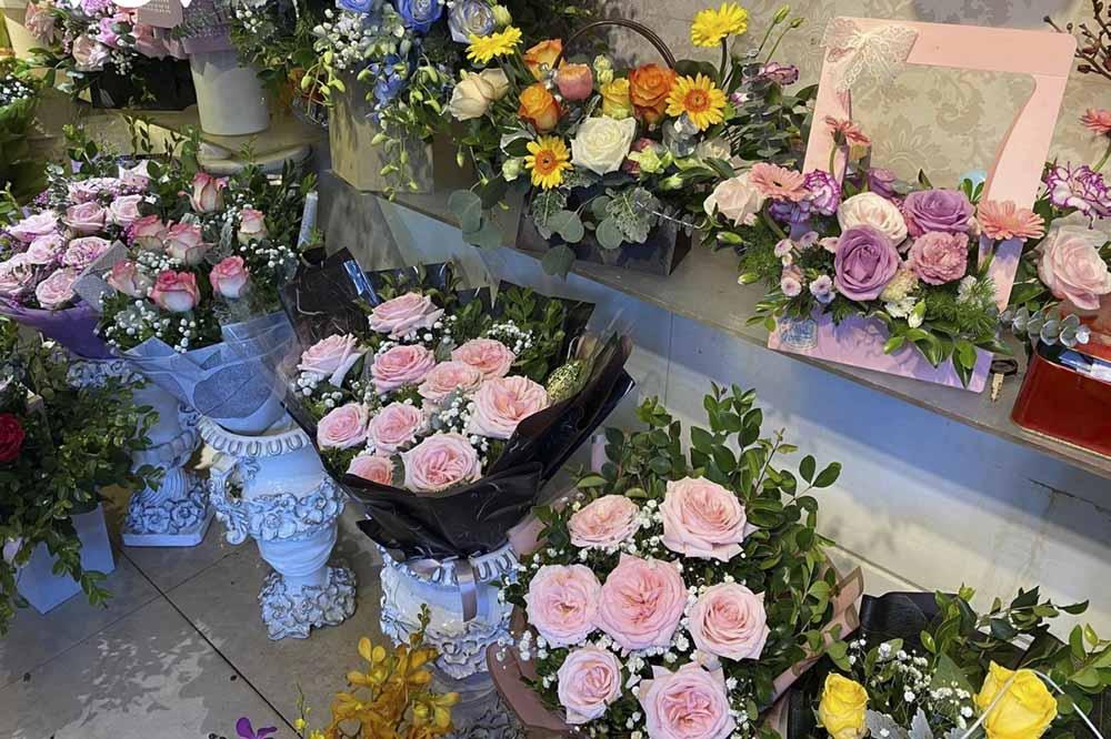 Giới thiệu điện hoa tươi lớn nhất Đà Nẵng