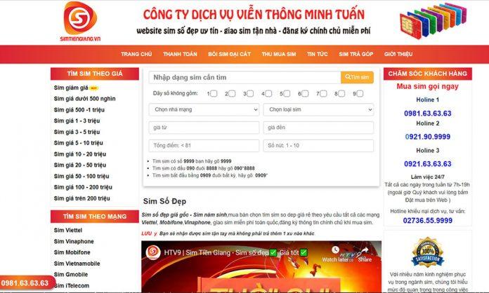 Những ưu điểm khi chọn mua sim số đẹp tại Sim Tiền Giang