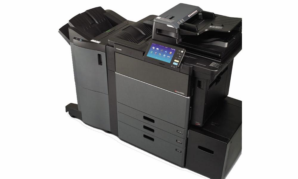 Tổng quan về máy photocopy Toshiba