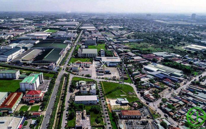 Tổng hợp khu công nghiệp lớn ở Bàu Bàng