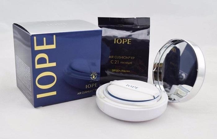 Phấn nước IOPE Air Cushion Matte Longwear