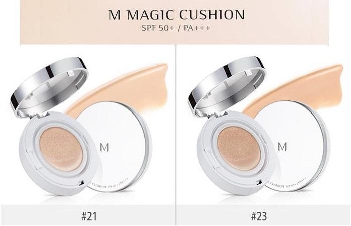 Phấn nước Missha M Magic Cushion PA 50 +++