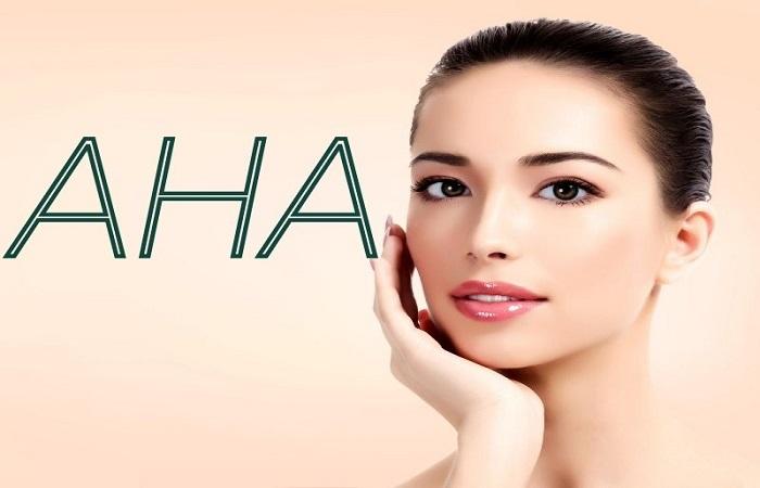 Công dụng của AHA